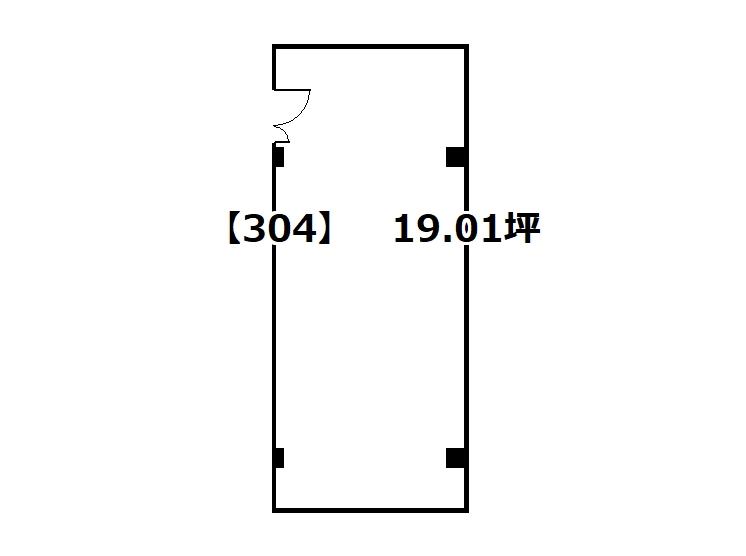 ハヤカワビル(3F-304)