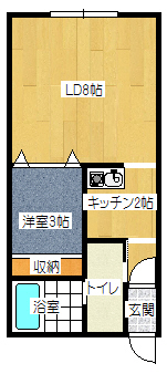 ARM18(1DK)
