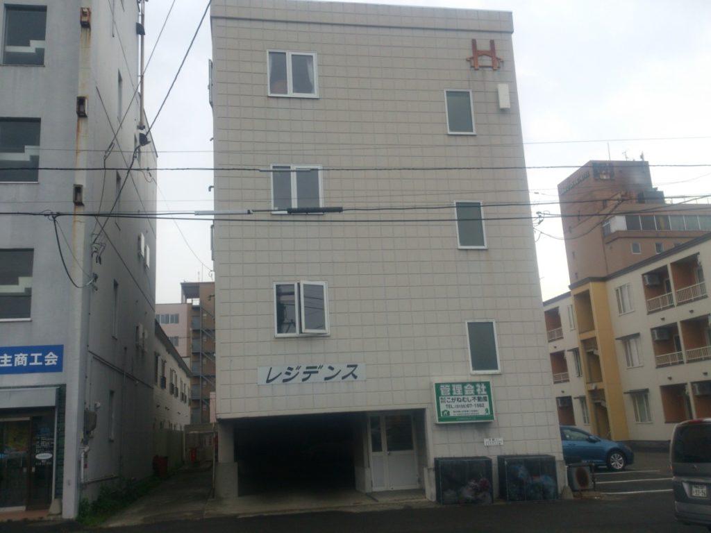 レジデンス(角部屋)